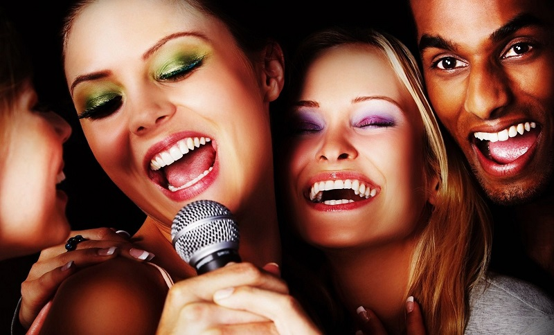 karaoke dj party for hire