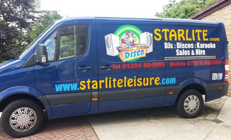 we are starlite the entertainment specialists